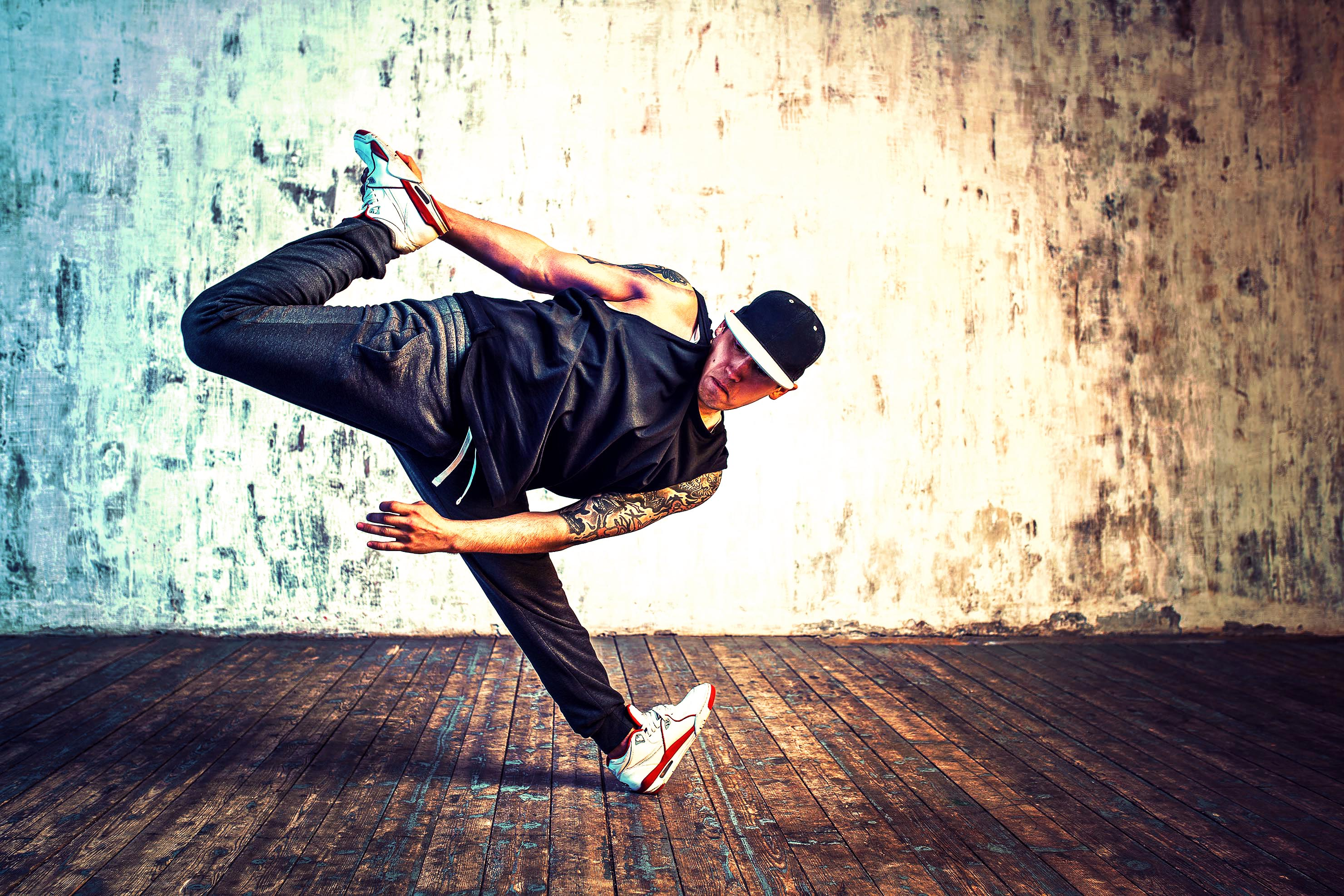 hip hop arteballetto